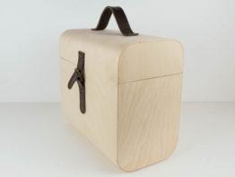 plywood case, vineerist kohver
